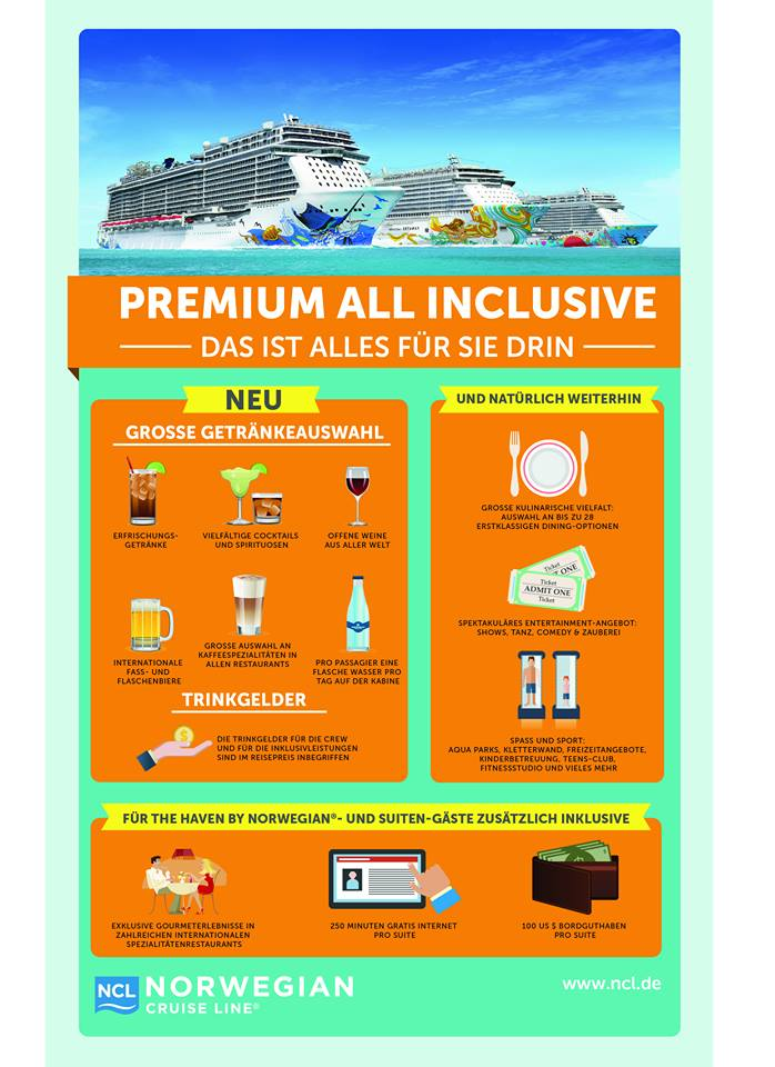 NCL - Ultra All Inklusive