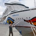 Exclusiv: AIDAprima - erste Bilder vom Schiff und Bordleben