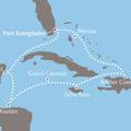 11 Nächte Karibik mit der Deliziosa inkl. Flug ab 1669 €