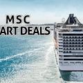 Aktuelle MSC Smart Deals mit und ohne Flüge KW23