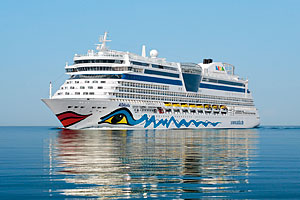 AIDA Cruises AIDAbella 1400 0