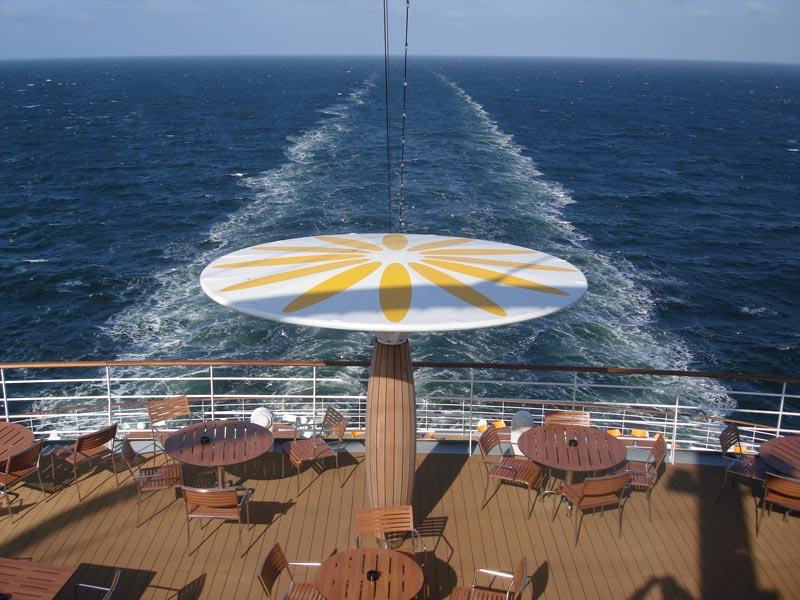 Super Lastminute mit AIDA Cruises