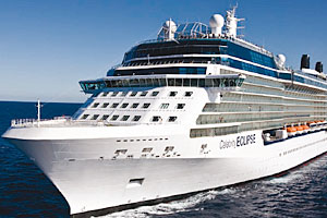 Celebrity Cruises Eclipse 1665