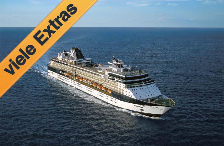Celebrity Cruises Karibik