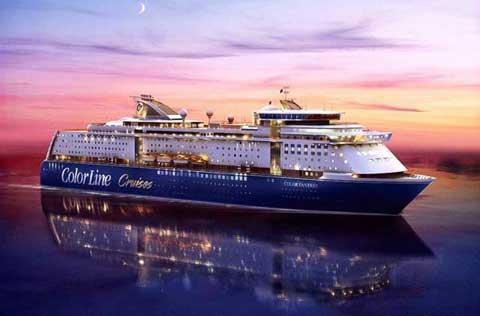 Schiff Kiel Oslo