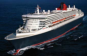 Cunard Queen Mary 2 357 0