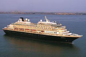 Holland America MS Prinsendam