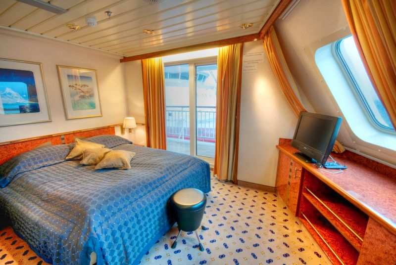 Grand Suite MS Finnmarken