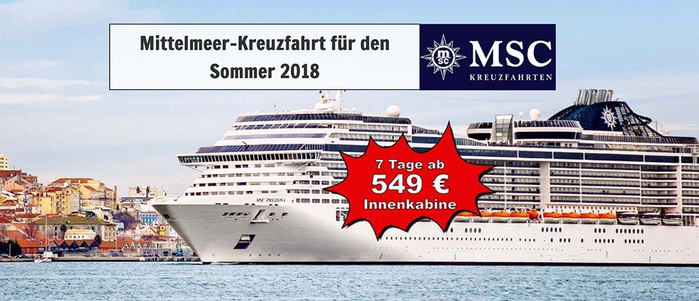 MSC Mittelmeer Seaview