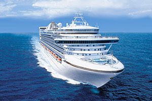 Princess Cruises Caribbean Princess 900