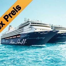 Mein Schiff 1 Dubai trifft Antalya Sonderpreise 15.03.2018